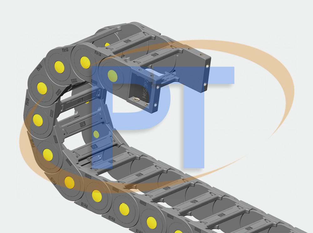 Sê-ri H65Q.1.S – cầu có thể được mở ở cả hai bên