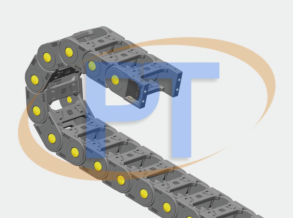 Sê-ri H25Q.1.S – cầu có thể được mở ở cả hai bên