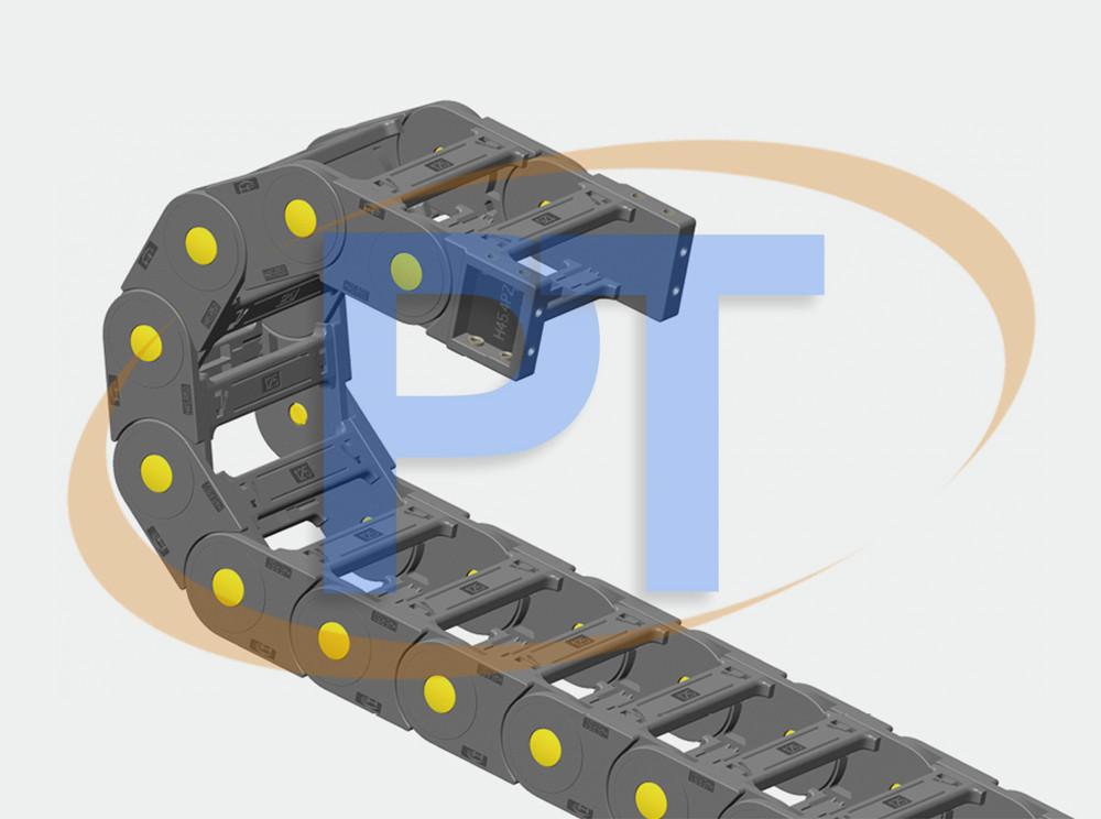Sê-ri H45Q.1.S – cầu có thể được mở ở cả hai bên